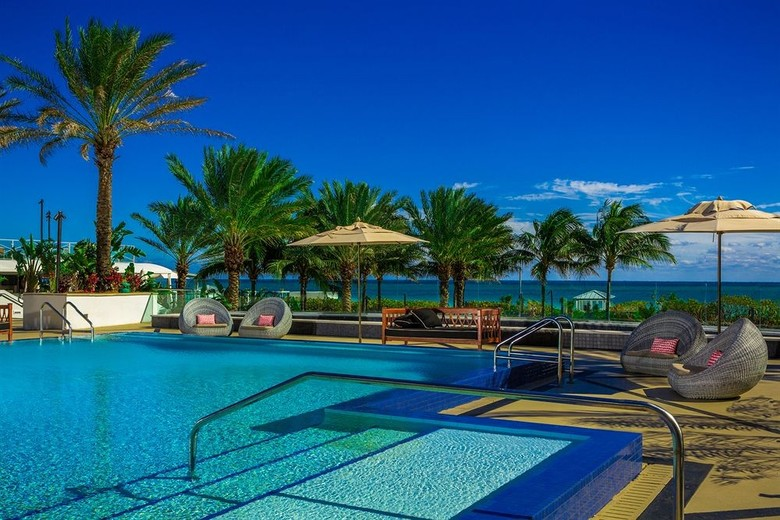 eden roc renaissance miami beach hotel, miami beach