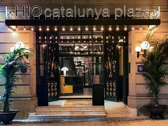H10 Catalunya Plaza Hotel
