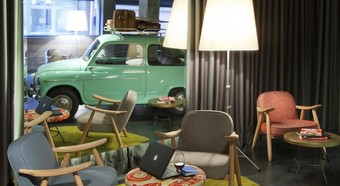 Chic&basic Ramblas Hotel