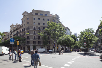Aspasios Rambla Catalunya Suites Apartment