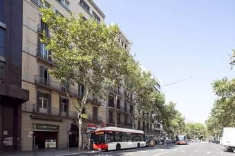 Accomodation Apartments Plaza Cataluña