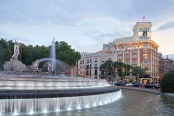 NH Collection Madrid Paseo Del Prado Hotel