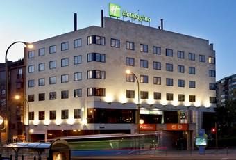 Holiday Inn Madrid Pirámides Hotel